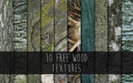 10 Free Wood Textures