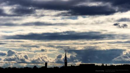 Church and Sky v2