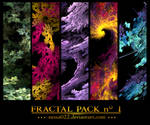 Fractal Pack n'1