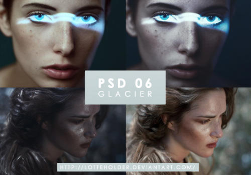 PSD 06 | Glacier