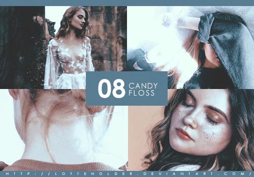 PSD 08 | Candyfloss