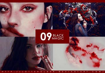 PSD 09 | Black Magic