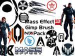 Mass Effect Gimp Brush Pack