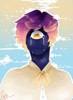 Cyclops boy by VanillaDewDrop