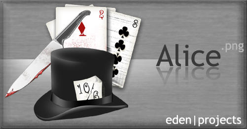 Alice Dark by edenprojects
