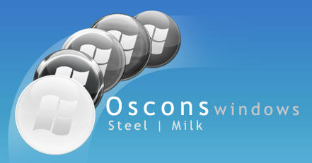 Oscon Steel + Milk Windows by edenprojects