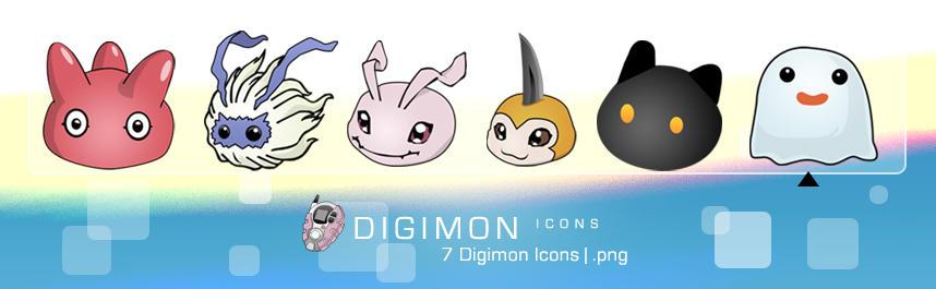 Digimon Icons