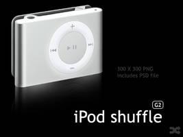 iPod Shuffle G2 by edenprojects