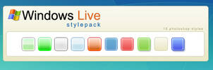 Windows Live Style Pack