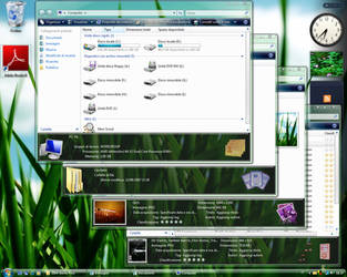Vista Green Style by DaSonnet