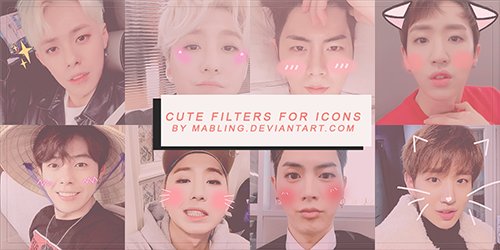 Cute Filter By Mabling by mabling