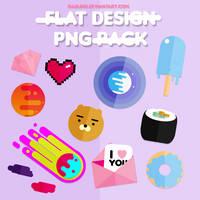 Flat Design Pack