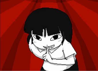 Yume Nikki Secret Theater by Sobass