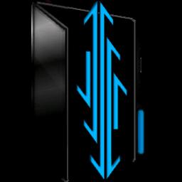 My Black Download Folder by hdavispi