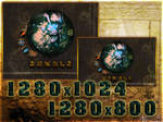 League of Hexpunk - Rumble Wallpaper 1