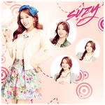Suzy(Miss A) - pack png (render)