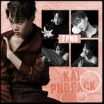[PNG] KAI EXO - PNG PACK for GQ KOREA by michiru92