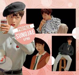[PNG] SUNGJAE(BTOB) - PNG PACK #10