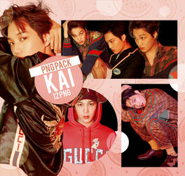 [PNG] KAI(EXO) - PNG PACK #12