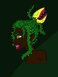 Mean Green Mother From Outer Space by Blazemacska