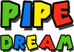 Pipe Dream - Super Mario Font