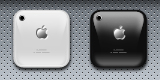 3G iPhone Icon Black and White by gfx4more