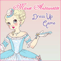 Marie-Antoinette Dress-up Game by Chpi
