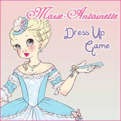 Marie-Antoinette Dress-up Game