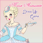 Marie-Antoinette Dress-up Game