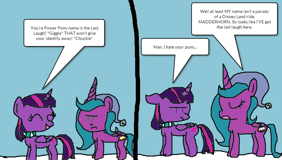 Twi And Gigs The Power Pony Names By Internet Hog On Deviantart