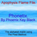 Phonetix Flame File by phoenixkeyblack