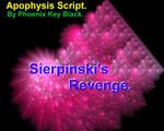 Sierpinski's Revenge by phoenixkeyblack