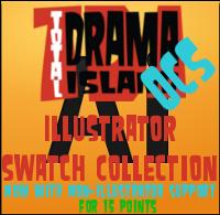 TDI OC Swatches by Flashlight237