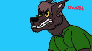 Shaggy Werewolf