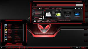 AlienWare ( Alien Future ) Custons W7