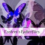 esstera butterflies