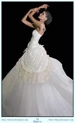 White Dress Ball Gown