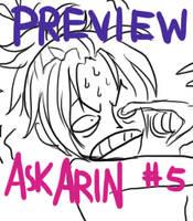 Ask Arin: Poke my nose by Arin-ya