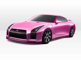 Nissan GTR PSD