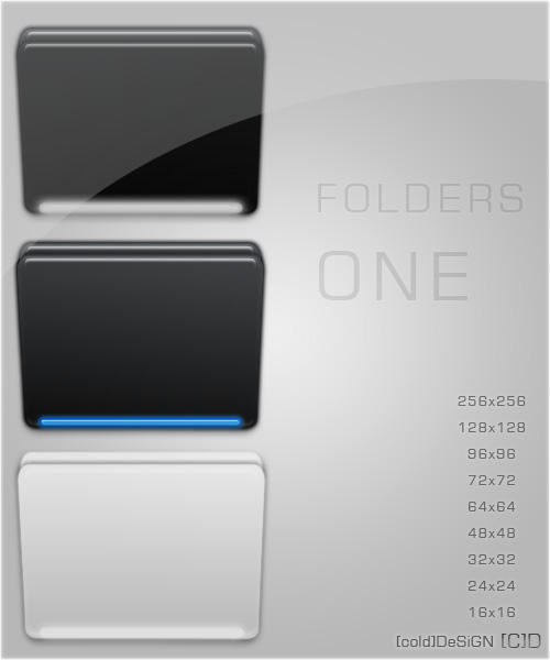 FOLDERS ONE by borncold