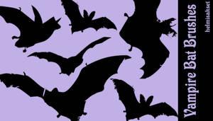 vampire bat brushes