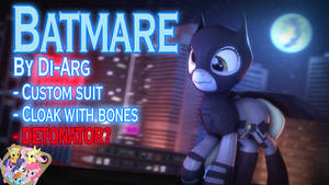 [DL] Batmare Suit