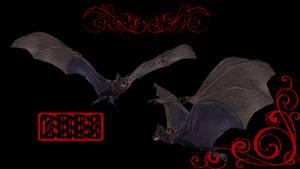 [MMD Convert] Vampire Bat DL