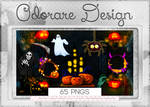 Halloween Pack 2020 by Odorare-Design
