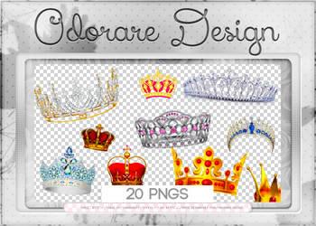 Crowns by Odorare-Design