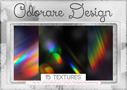 Rainbow Lights Effects Texture