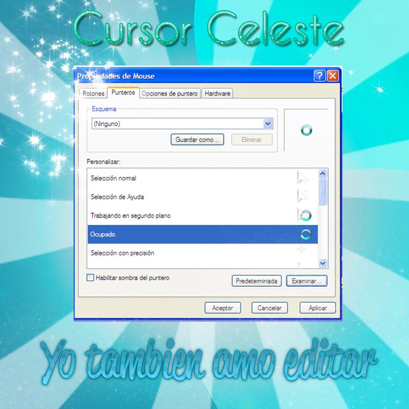 cursor estrella pink rubyook for CursorFX