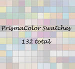 Prismacolor Swatch Set