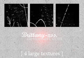 Textures 01 Scratch Revenge by brittany-xss