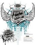 Free to Design Vector